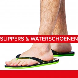 Slippers & waterschoenen