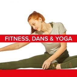 Fitness, Dansen & Yoga
