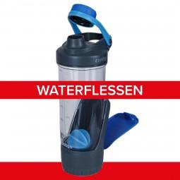 Waterflessen