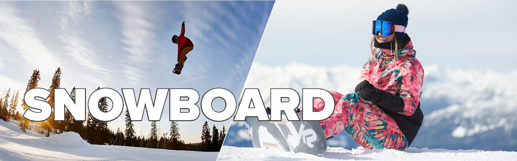 Snowboardverhuur