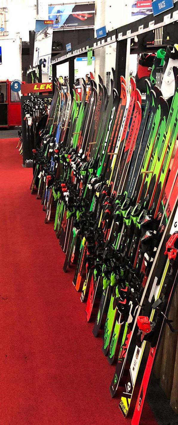 Ski- en snowboardtarieven
