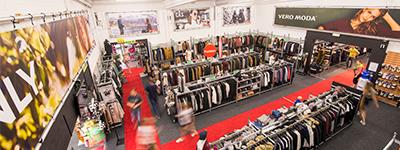 D'Store Shop met 8 afdelingen onder 1 dak!
